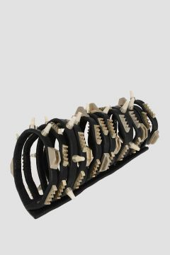 Leather Studded MEGA COMBO Bracelet