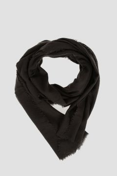 DRKSHDW Wool Blend Scarf in DARK DUST 47X240 cm