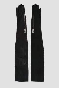 Suede Leather LONG GLOVE
