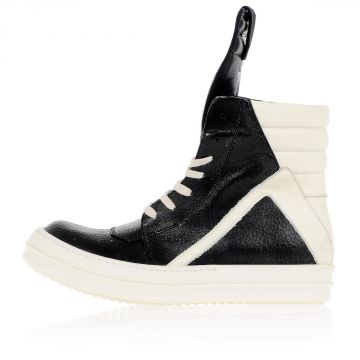 GEOBASKET Sneaker in Leather