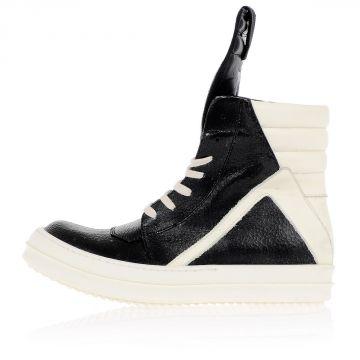 Sneaker GEOBASKET in Pelle