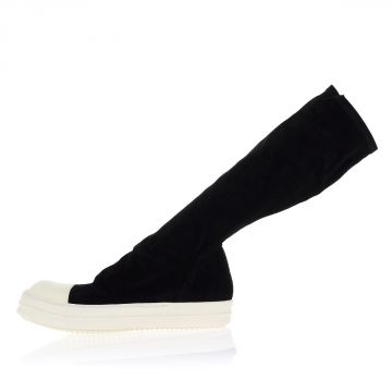 Sneakers SOCK in Pelle