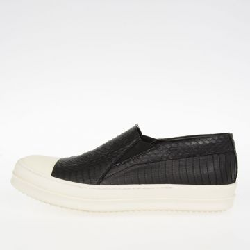 Sneakers in Serpente BOAT SNEAKS