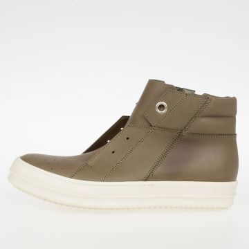 Leather ISLAND DUNK Sneakers  PALM/WB
