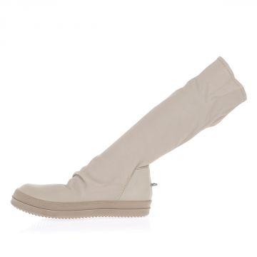 Sneakers SOCK in Pelle