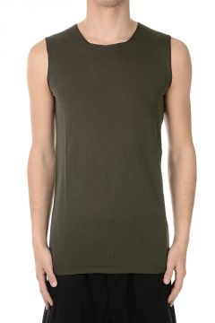 SLEEVELESS Tee COL PALM