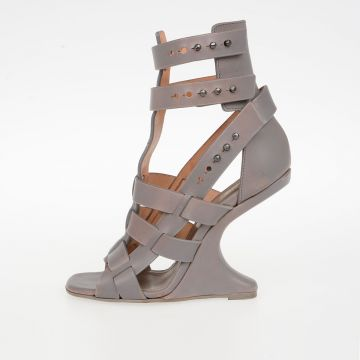 11cm Leather Sandals CYCLOPS