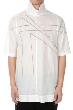 Camicia in Cotone ISLAND TUNIC MILK/PEARL