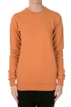 DRKSHDW Felpa CREWNECK SWEAT Papaya