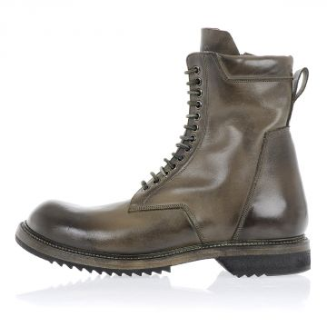LOW ARMY Boot in Leather