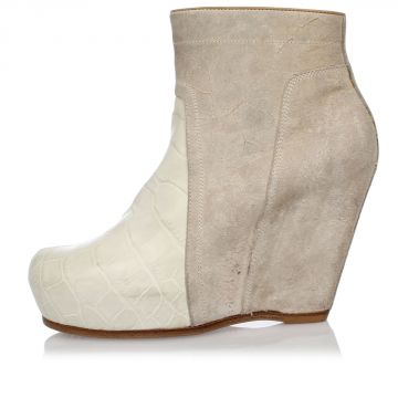 Leather Ankle boots  GATOR BONE
