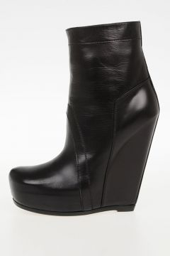 Stivale PULL ON BOOTS in Pelle 12 cm