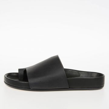 Leather OCTAVIA GRANOLA Slipper