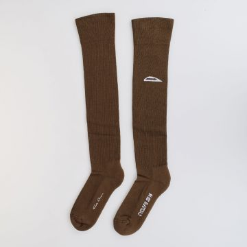 Cotton JACK SEASON & EYE Knee High Socks BEIGE/MILK