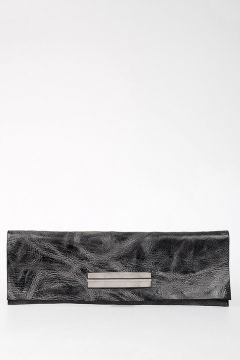 Leather FLAT CLUTCH Wallet