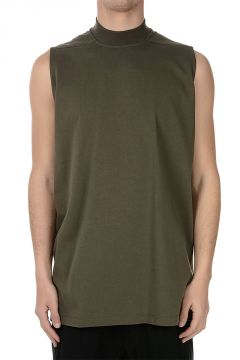 Sleeveless Tee TOP Cotton PALM