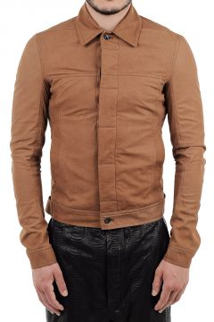 WORKER JKT Leather Jacket