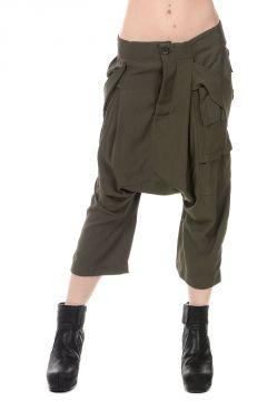 Pantaloni CREATCH CARGO in Misto Viscosa