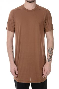 Round Neck LEVEL T T-shirt Henna