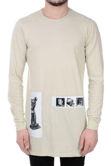 DRKSHDW T-shirt LEVEL TEE in Jersey
