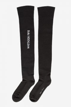 Calzini HIGH SOCKS in Cotone DARK DUST