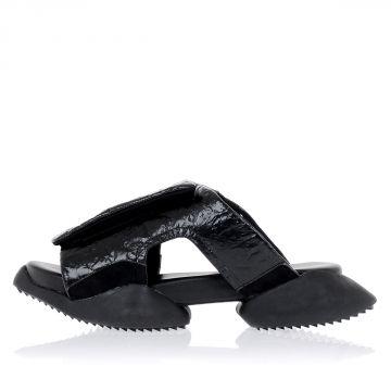 Sandalo CLOG RUNWAY in Pelle