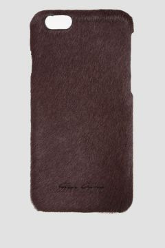 Cover IPHONE 6 in Pelliccia
