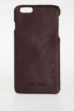 Cover per iPhone 6 Plus in Cavallino in MACASSAR