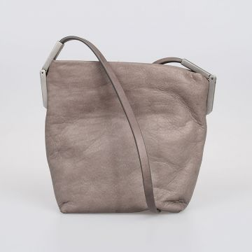 Borsa SMALL ADRI in Pelle DNA DUST