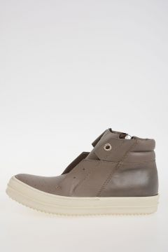 Leather ISLAND DUNK Sneakers DNADUST/WB