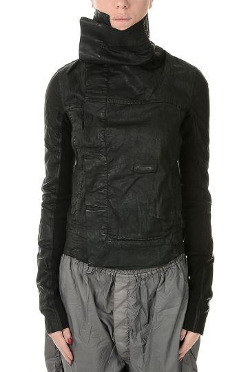 DRKSHDW Cotton Leather BIKER Jacket
