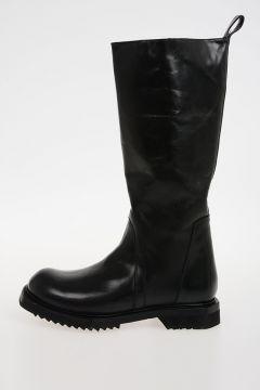 Leather CYCLOPS BIKER Boots