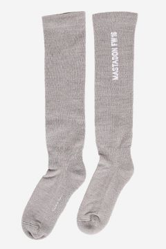 Virgin Wool Socks PEARL