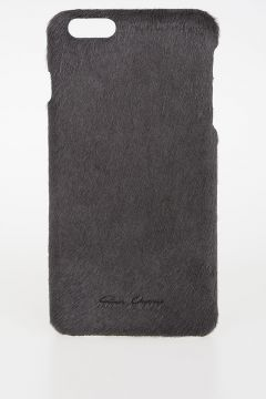 Cover per iPhone 6 Plus in Cavallino in DARK DUST