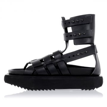 GLADIATOR Thongs Sandal in Leather