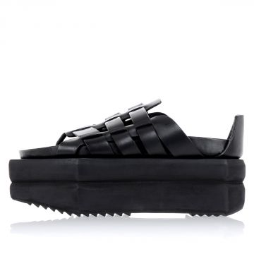 Sandalo Infradito in Pelle