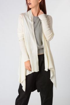 Cardigan MEDIUM WRAP in Cashmere