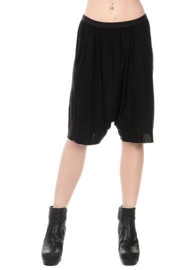 LILIES Pantaloni Shorts BIAS POD in Misto Cotone