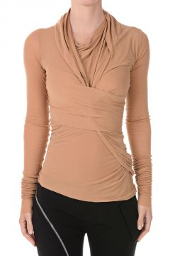 Long Sleeved Top WRAP