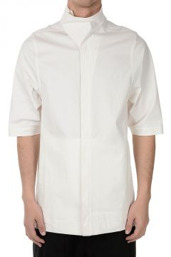 Cotton blend ISLAND SHIRT