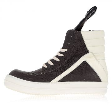 Leather GEOBASKET High Sneakers