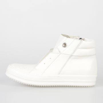 Leather ISLAND DUNK Sneakers MILK