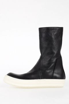 Leather BASKET CREEPERS Boots