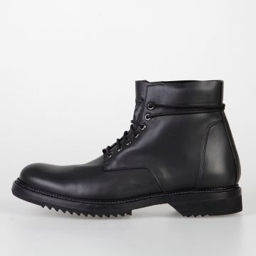 Leather CHUKKA SLIM Ankle Boots