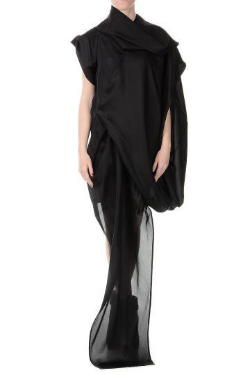 Vestito SOFTWIRL in Misto Cotone