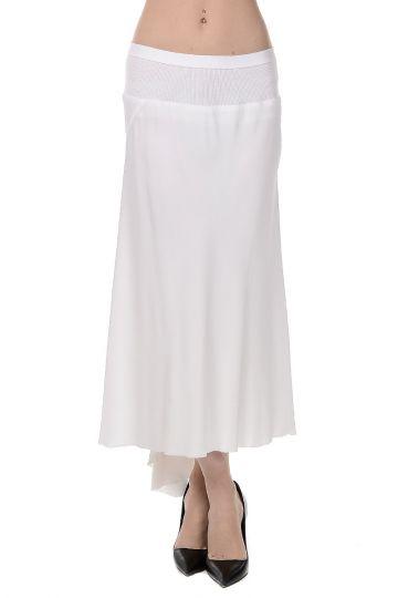 Viscose Stretch KNEE LENGHT Skirt