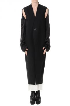 Virgin Wool SLING COAT