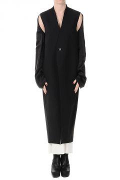 Cappotto SLING COAT in Misto Lana Vergine