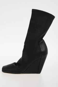 Leather STRETCH BOOT Stivali