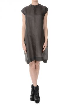 Silk CYCLOPS Dress DARKDUST